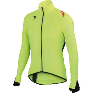 Sportful Hot Pack 5 Jacket - Yellow Fluo