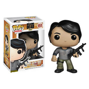 The Walking Dead Prison Glenn Funko Pop! Figuur