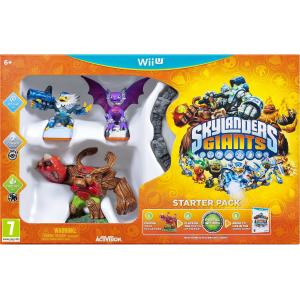 Skylanders: Giants: Starter Pack - Wii-U