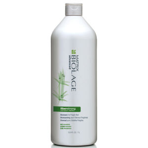 Biolage Advanced FibreStrong Shampoo With Pump for Fragile Hair 1000ml