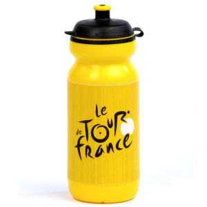 Tour De France Water Bottle 600ml - Yellow