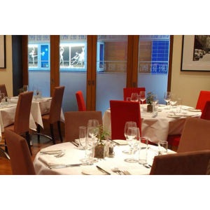 Three Course Lunch with Wine for Two in London