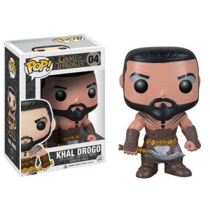 Game of Thrones Khal Drogo Funko Pop! Vinyl