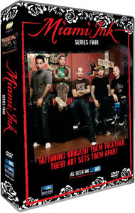 Miami Ink - Series Four