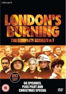 Londons Burning - Series 1-7