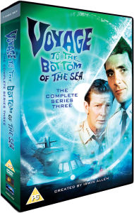 Voyage To The Bottom Of The Sea - Seizoen 3 - Compleet