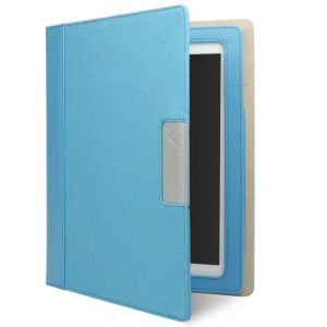 Cygnett Alumni iPad Folio Case for iPad 2 and 3 - Colbolt Blue