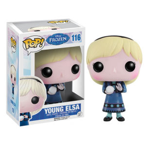 Disney Frozen Young Elsa Pop! Vinyl Figuurtje