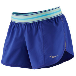 Saucony Women's PE Shorts - Twilight