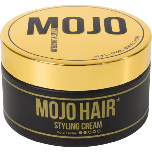 Mojo Hair Styling Cream.