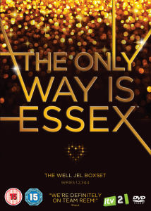 The Only Way Is Essex - Series 1-4