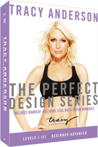 Tracy Anderson: Perfect Design Series - Sequence 1-3