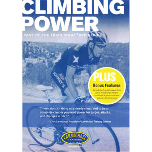 Carmichael Training Systems DVD Series - Climbing Power