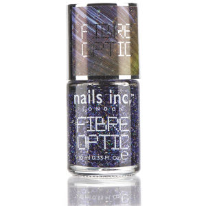 nails inc. Mayfair Mews Fibre Optic Nail Polish (10ml)