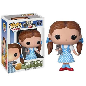 Wizard of Oz Dorothy Pop! Movies Vinyl Figure