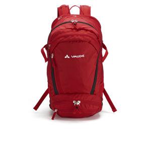 VAUDE Bike Alpin 30+5 Backpack - Red