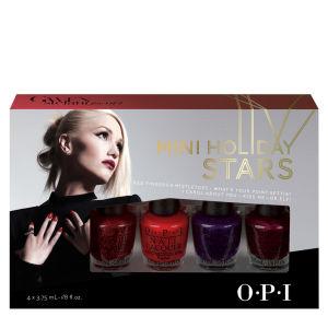OPI Gwen Stefani - Mini Holiday Stars