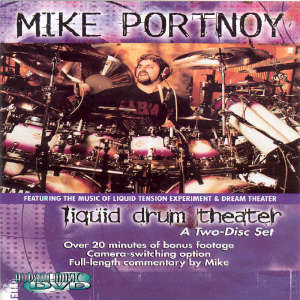 MIKE PORTNOY - LIQUID DRUM THEATRE (DVD)