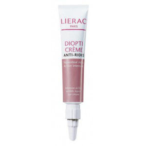 LIERAC DIOPTICREME - AGE-DEFENSE CREAM - FOR WRINKLES AROUND THE EYES (10ML)