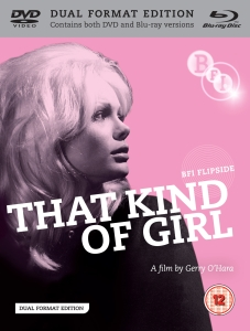 That Kind of Girl (The Flipside)  [Dual Format Edition]