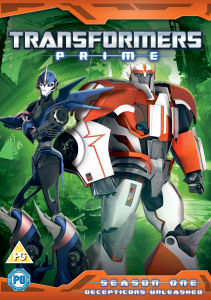 Transformers Prime: Decepticons Unleashed - Series 1: Volume 3