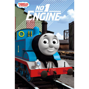 Thomas and Friends No.1 Engine - Maxi Poster - 61 x 91.5cm