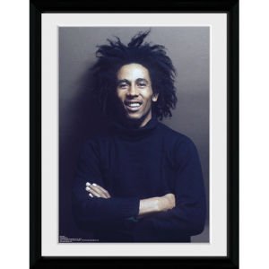 Bob Marley Wall - 30x40 Collector Prints