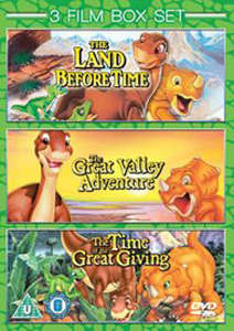 The Land Before Time/The Land Before Time - Great Valley Adventure/The Land Before Time - Time Of Great Giving