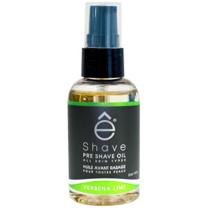 eShave Verbena Lime Pre Shave Oil 56ml
