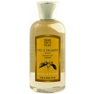 Trumpers Sandalwood Hair and Body Wash 200ml