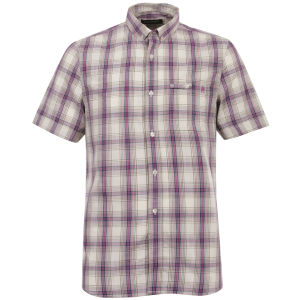 French Connection Men's Dahlia Linen Shirt - Imperial
