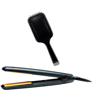 GHD IV Styler and Paddle Brush
