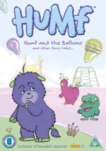 Humf and Balloons - Volume 1