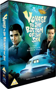 Voyage To The Bottom Of The Sea - Seizoen 4 - Compleet