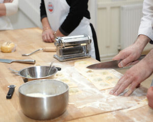 Fresh Pasta Making Course for One
