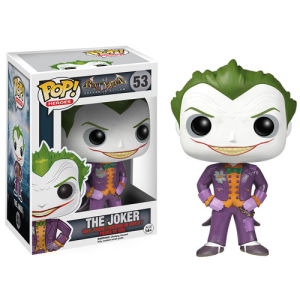 DC Comics - Batman: Arkham Asylum The Joker Figura Pop! Vinyl