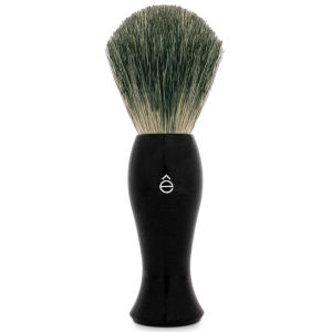 eShave Shave Brush - Zwart Zwart