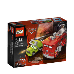 LEGO Racers: Cars Reds Water Rescue (9484)