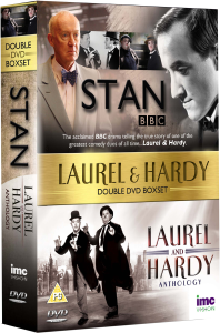 Laurel and Hardy - Double DVD Box Set