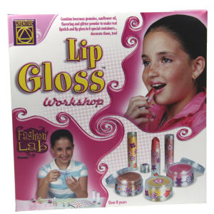 Creative Toys Lip Gloss Workshop