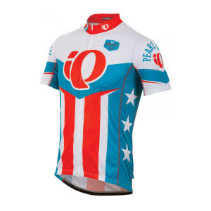 Pearl Izumi Elite Ltd SS FZ Cycling Jersey - Captain