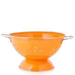 Cook In Colour Large Colander - Orange
