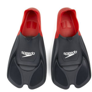 Speedo Biofuse Training Fin - Red/Black