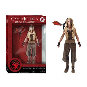 Game of Thrones Daenerys In Blue Legacy Action Figure