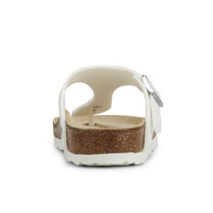 Birkenstock Women's Gizeh Toe-Post Sandals - White: Image 3