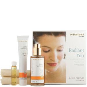 Dr Hauschka Radiant You Starter Kit