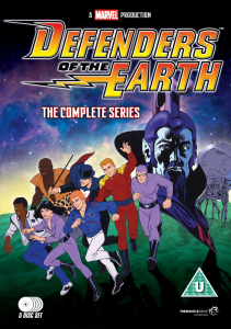Defenders of Earth - Complete Serie