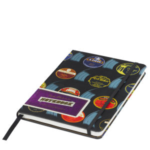 Ted Baker A5 Vinyls Notebook