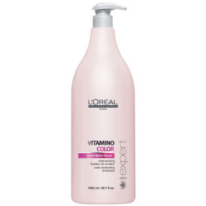 L'Oreal Professionnel Serie Expert Vitamino Color Shampoo (1500 ml)