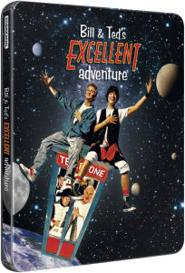 Bill and Teds Excellent Adventure - 25th Anniversary Steelbook Editie
